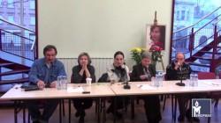 """Moskova'da """"Çeçenya'dan Ukrayna'ya Rusya Toplumu"""" toplantısı yapıldı"""