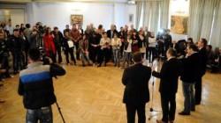 Tiflis'te İnguşça Günü