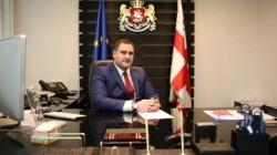 Gürcistan'da genç içişleri bakanı atandı, kabine tamamlandı