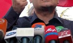 İşçi partisi lideri devlet başkanlığına aday oldu