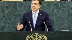 Saakaşvili: Dünya son imparatorluktan kurtulacak
