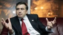 Mikhail Saakaşvili: Gürcistan Rusya ile baş başa kaldı