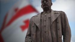 Stalin'in gölgesi Gürcistan'dan çekiliyor