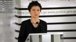 Gürcistan Adalet Bakanı partisinden ayrılıyor