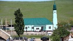 İnguşetya'da yeni bir cami ibadete açıldı