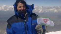 İnguş dağcı Everest'e tırmandı