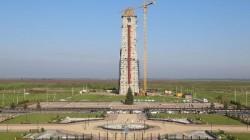 Magas'ta Barış Kulesi yükseliyor