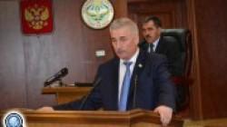 Dikajev İnguşetya parlamento başkanı