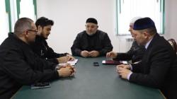 İnguşetya Müftüsü Diyanet Vakfı temsilcileriyle görüştü