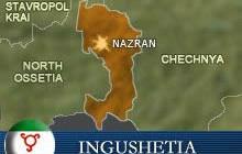 İnguşetya'da dört polis yaralandı