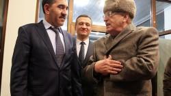 Jirinovski Kafkasyalılardan özür diledi