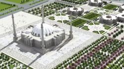 Avrupa'nın en büyük camisi Magas'ta inşa edilecek