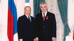 Caharkale'de bir caddeye Murat Zyazikov adı verildi