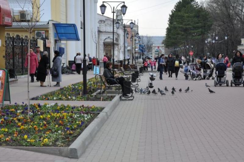 Çerkesk - Karaçayova-Çerkes Cumhuriyetinin başkenti 70