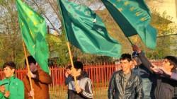 Çerkesk'te Çerkes Bayrağı Günü