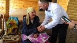 Karaçay-Çerkes'li kadın 120. yaşını kutladı