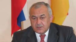 Kuzey Osetya eski başkanına şeref ödülü