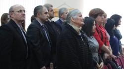 Abhazya'nın Oset kahramanları Tshinval'de anıldı