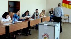 Güney Osetya'da parlamento seçimleri yapıldı