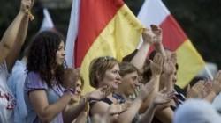 Güney Osetya referandumla Rusya'ya katılmak istiyor