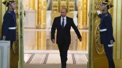 """Rusya'da egemenlik """"halkın değil, başkanın"""""""
