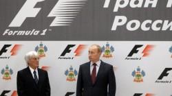 Rusya, Formula 1 yarışından zarar etti
