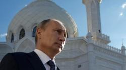 "Moskova'da ""Putin Camii"""