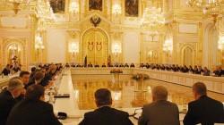 Adıgey ve Çeçenya RF Devlet Konseyinde