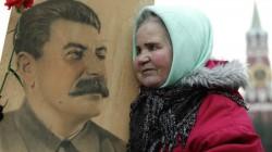 Stalin'e duyulan sevgi her geçen gün artıyor