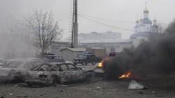 Doğu Ukrayna yeniden savaş alanı