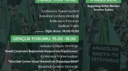 Diaspora Sivil Toplum Kuruluşları Panel ve Gençlik Forumu Düzenliyor