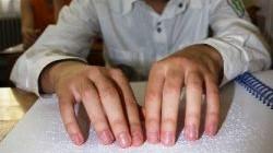 Çeçenya'da görme engelliler Kur'an okuma yarışması yapıldı