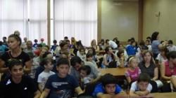 Kuzey Osetya'da çocuklar için Osetçe kampı açıldı
