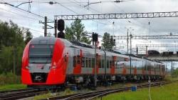 Abhazya-Adıgey arasında modern tren yolda