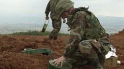 Çeçenya'da mayın patladı, bir asker öldü