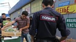 Moskova'da 500 'potansiyel suçlu' gözaltına alındı