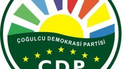 ÇDP Kayseri'de toplanıyor