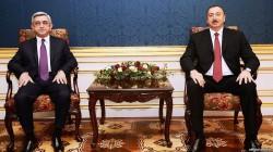 İlham Aliyev ve Serj Sarkisyan Paris'te görüşecek