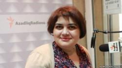 İsmailova'nın gözaltına alınmasına tepki